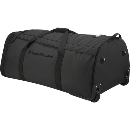 Black Diamond Hercules Rolling Duffel Bag