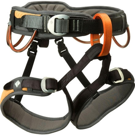 photo: Black Diamond Blizzard sit harness