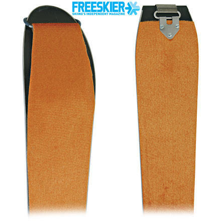 photo: Black Diamond Ascension ClipFix climbing skin