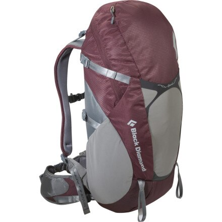Black Diamond Spark Backpack - Women's - 1587-1700cu in