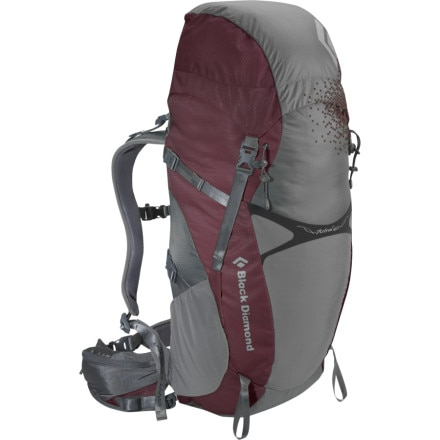 Black Diamond Astral 40 Backpack - Women's - 2319-2440cu in