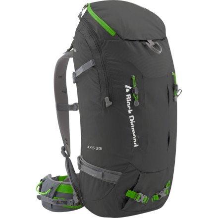 Black Diamond Axis 33 Backpack - 1892-2136cu in