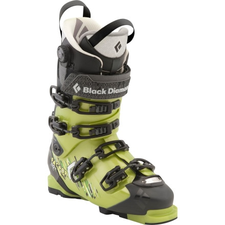 photo: Black Diamond Factor 110 Randonee Boots