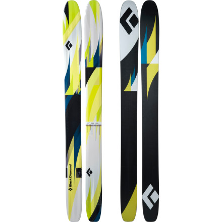 Black Diamond Gigawatt Ski