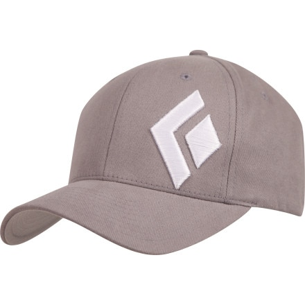 Black Diamond Icon Hat