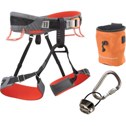 Shop for Black Diamond Momentum SA Harness Package