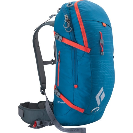 Black Diamond Covert Winter Pack - 1465-1587cu in