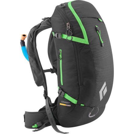 Black Diamond Covert Avalung Backpack - 1465-1587cu in