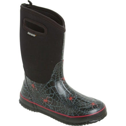 Bogs Classic High Spiders II Boot - Boys'