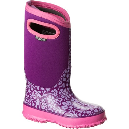 Bogs Classic Sprout Boot - Little Girls'