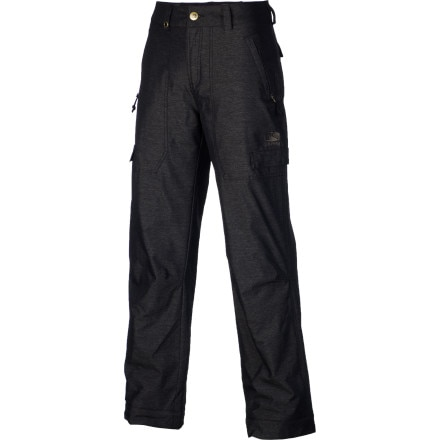 Bonfire Cargo Denim Pant - Boys'
