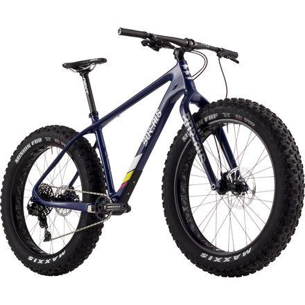 Borealis Bikes Crestone X01 Complete Fat Bike - 2016