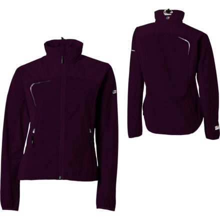 photo: Berghaus Women's Sella Windstopper Jacket soft shell jacket