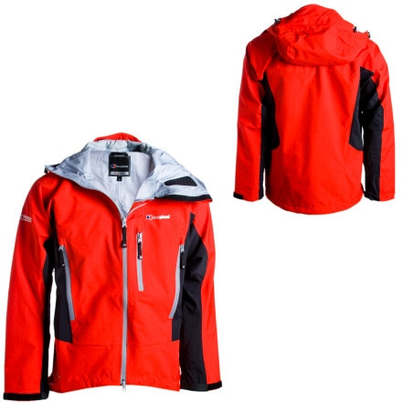 photo: Berghaus Attrition Jacket waterproof jacket