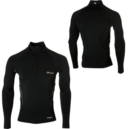 photo: Berghaus Men's Technical LS Zip