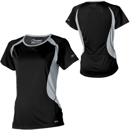 photo: Berghaus ARG Cool Base Crew - Short-Sleeve short sleeve performance top