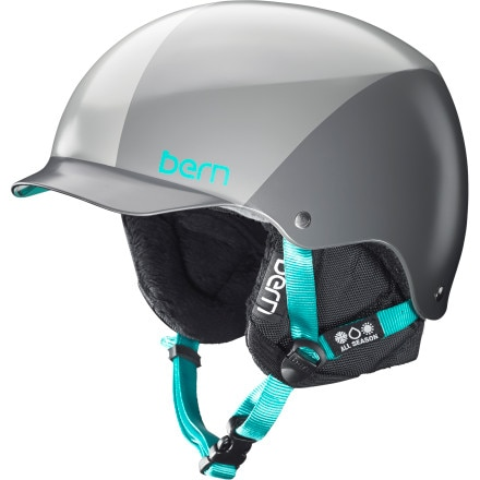 Bern Muse Hard Hat Helmet - Women's