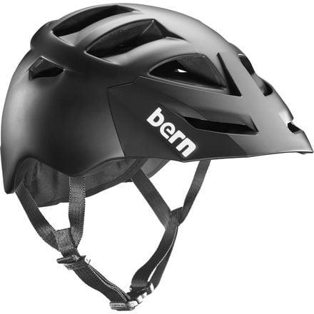 Bern Morrison Helmet with Visor - Men's