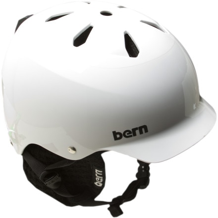 how to put a hard hat liner in