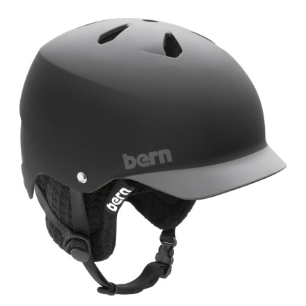 Bern Watts EPS 8tracks Audio Helmet