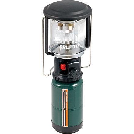 photo: Brunton Orion Lantern fuel-burning lantern