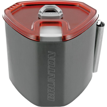 photo: Brunton Packware 1.4 Cookset pot/pan