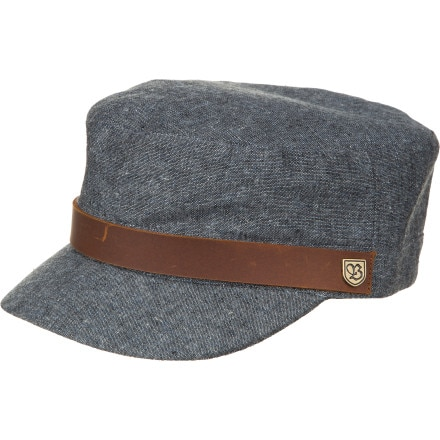 Brixton Busker Military Hat