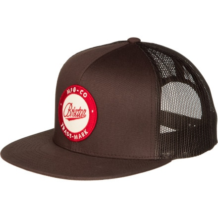 Brixton Flask Trucker Hat