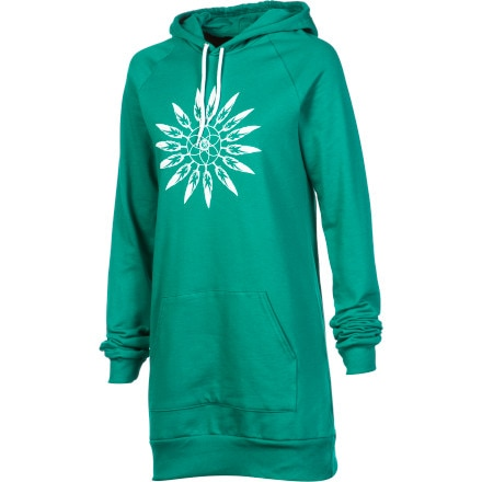 Betty Rides Dream Catcher Pullover Hoodie - Women's