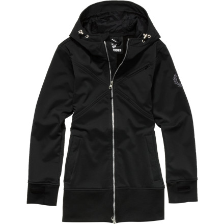 Betty Rides Softshell Hooded Jacket - Women's