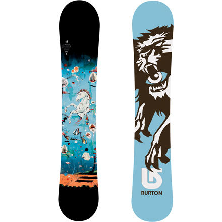Burton The White Collection Snowboard