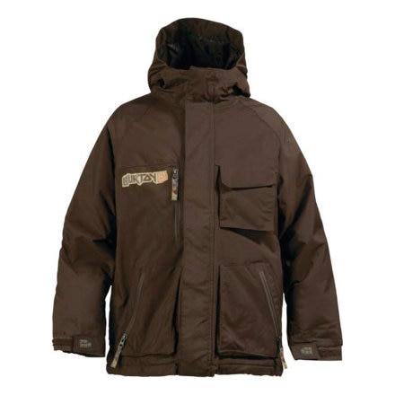 Burton Modem Insulated Jacket - Boys' - 09/10