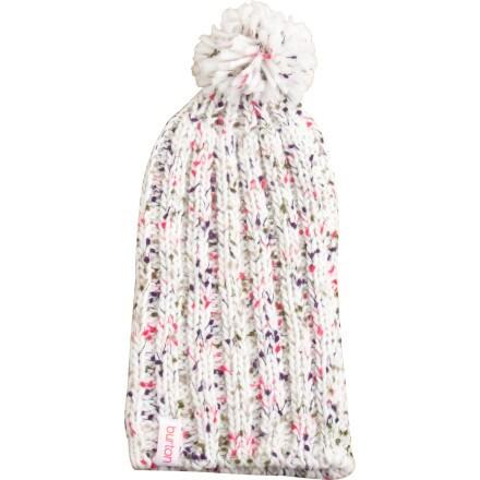 photo: Burton Mimi Beanie winter hat