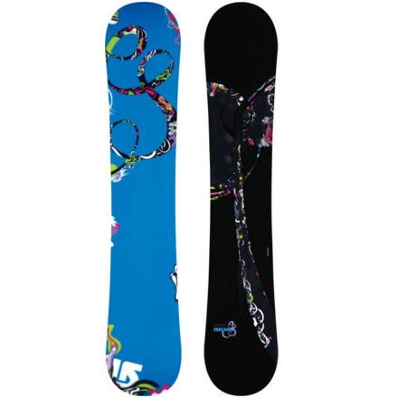 Burton Feelgood ES Snowboard - Women's - 09/10