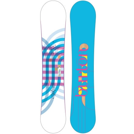 Burton Feather   MidWide snowboard
