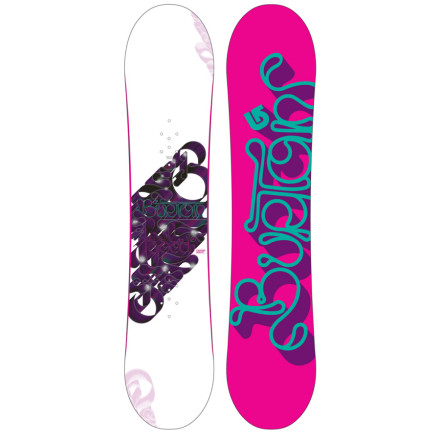 Burton Feelgood Smalls V-Rocker Snowboard - Girls'
