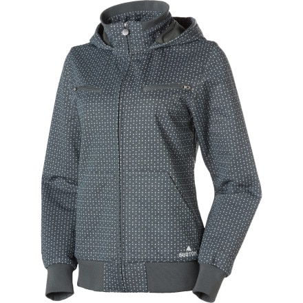 photo: Burton Emma Softshell Jacket soft shell jacket