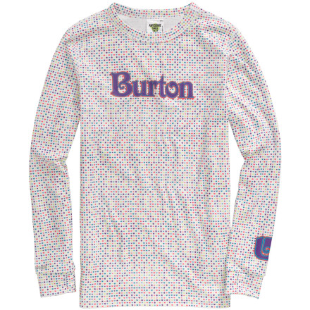 photo: Burton Girls' Heartbreak Top base layer top
