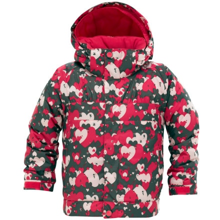 photo: Burton Mini Melody Jacket snowsport jacket