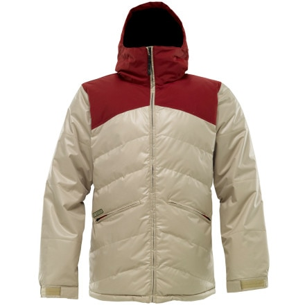 photo: Burton Men's Puffaluffagus Jacket snowsport jacket