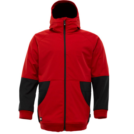 photo: Burton Exeter Softshell Jacket soft shell jacket