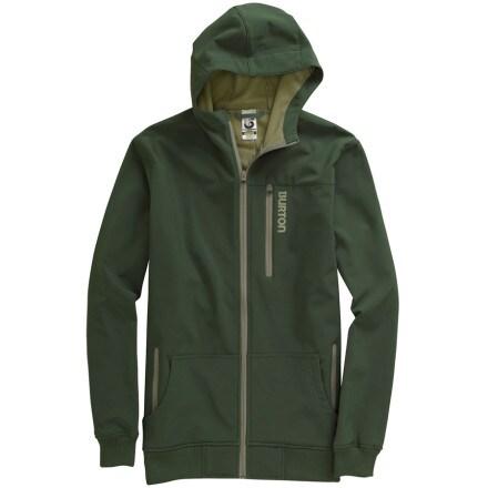 photo: Burton Softshell Jacket soft shell jacket