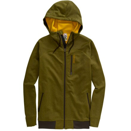 photo: Burton Sophisto Fleece fleece jacket