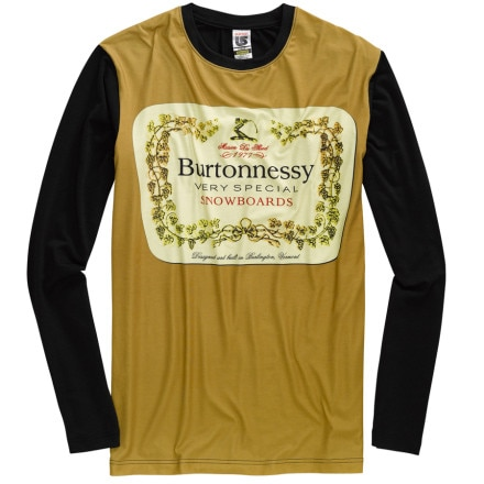 photo: Burton Premium Tech Tee long sleeve performance top