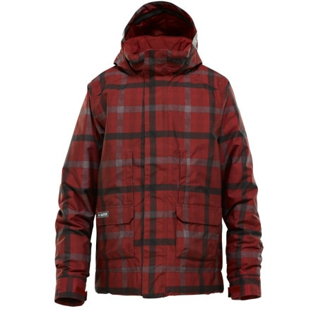 photo: Burton Men's Bit-O-Heaven Jacket snowsport jacket