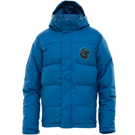 photo: Burton Indie Down Jacket snowsport jacket