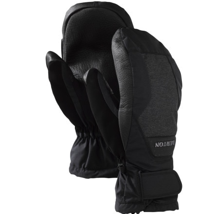 photo: Burton Gore-Tex Leather Mitts