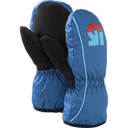 Shop for Burton Minishred Grommitt Mitten - Toddlers'
