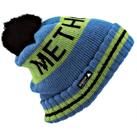 photo: Burton Roast Beef Beanie winter hat
