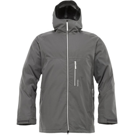 photo: Burton 3L Porter Jacket